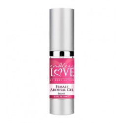 Endless Love Female Arousal Gel Light 5 oz.